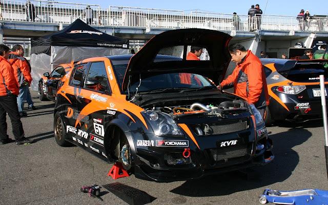 sport, wyścigi, japońska motoryzacja, samochody, Suzuki