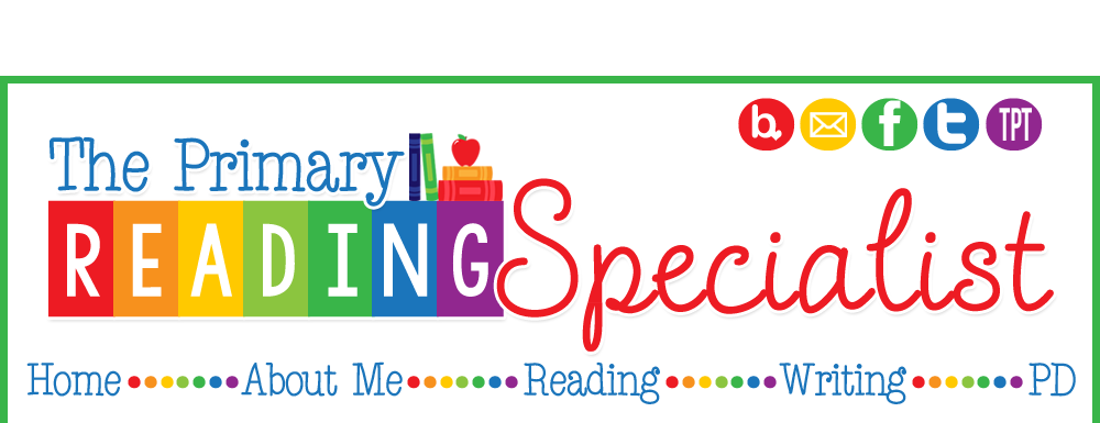 the primary reading specialist