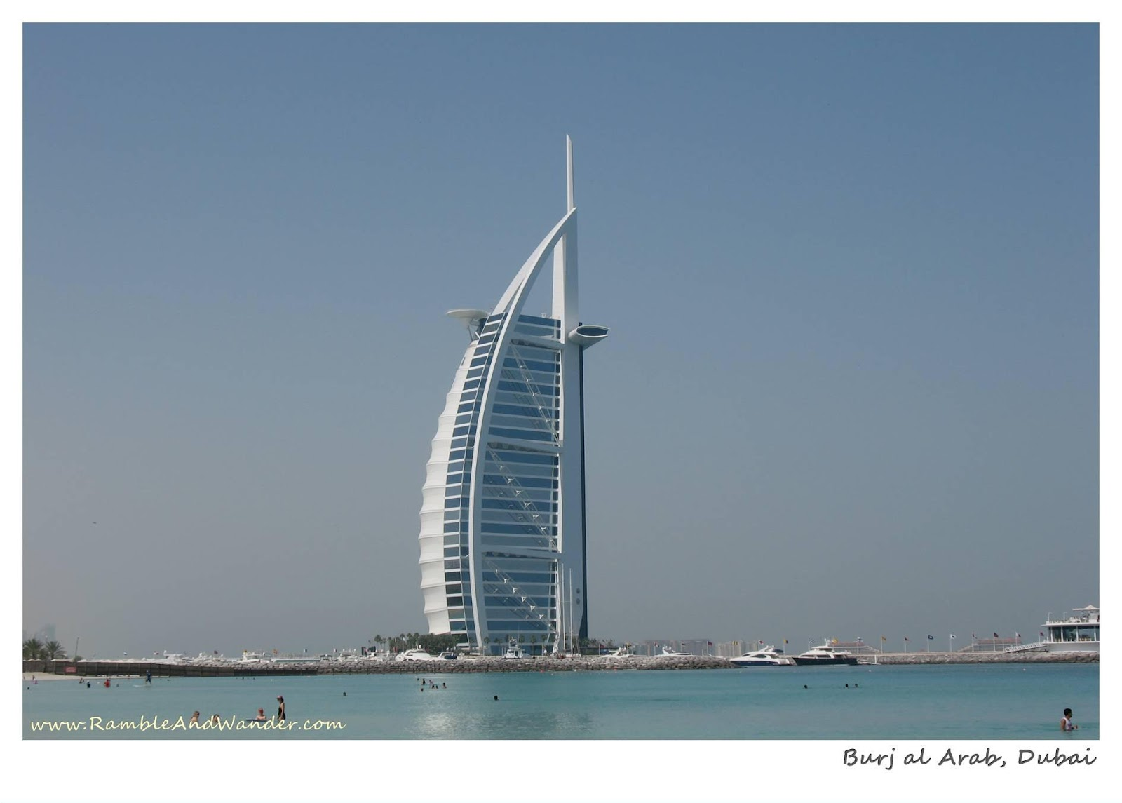 Uae recommendations for budget hotels in dubai ramble for Burj al arab rates