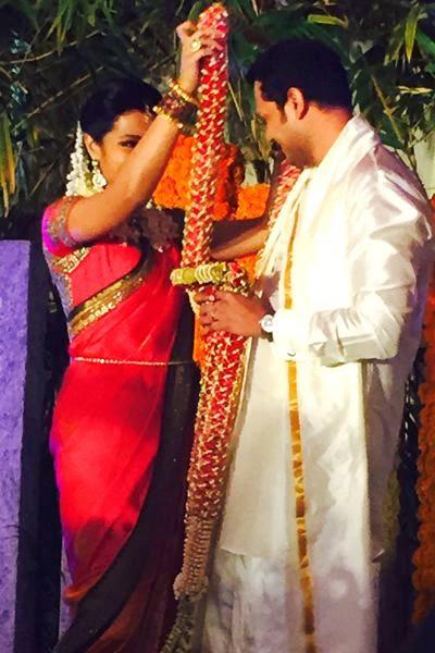 Tamil Celebrities At Trisha Krishnan Varun Manian
