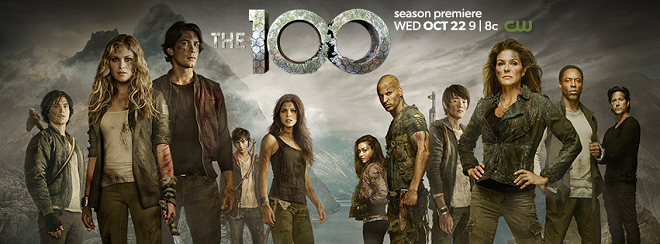 The 100 sezonul 2 episodul 2 ( Inclement Weather )