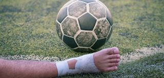 Saiba mais sobre recuperação de lesões no Futebol