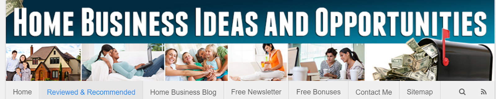 Home Business Ideas and Opportunities FREE PLUG IN PROFIT SITE