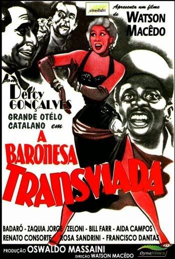 Baixar Filme A Baronesa Transviada (Nacional)