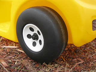 Step 2 Taxi wheels