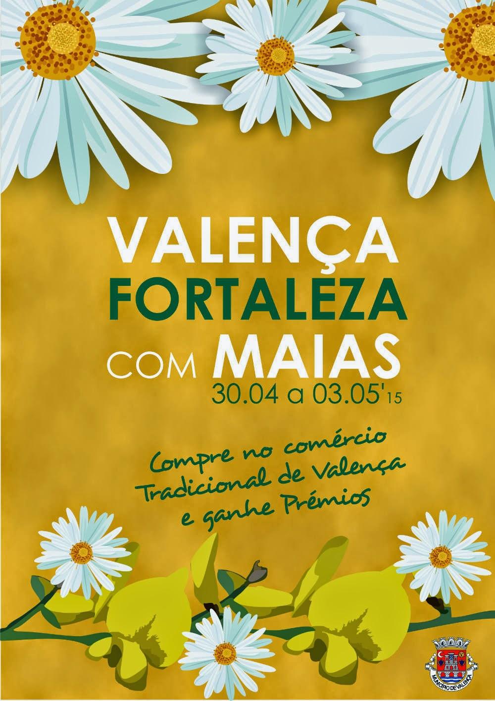 Valença celebra a chegada do mês de Maio