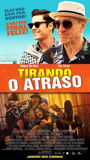 Filme Tirando o Atraso 2016 Torrent