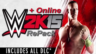 Free Download Game WWE 2K15 2015 Pc Full Version – RePack Version – Includes All DLC – Online Crack – Direct Link – Torrent Link – 13.69 GB – Working 100% .