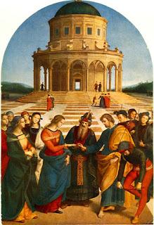 matrimonio, sposalizio Maria e Giuseppe