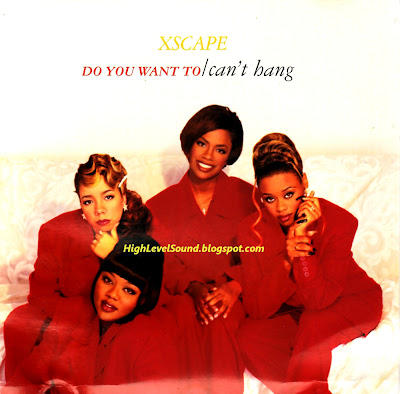 Xscape - Do You Want To/Cant Hang-(CDM)-1995-hlm
