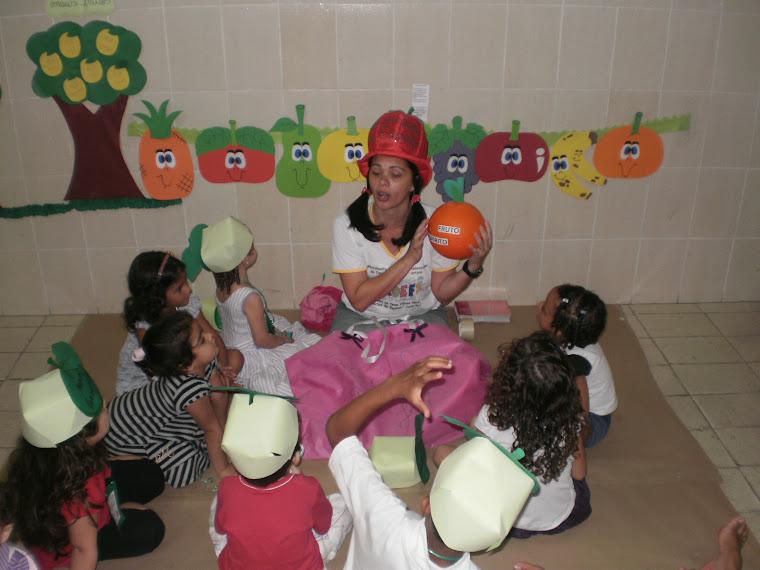 """EBF 2011 """"Frutificando no Espírito"""" Gl. 5.22"""