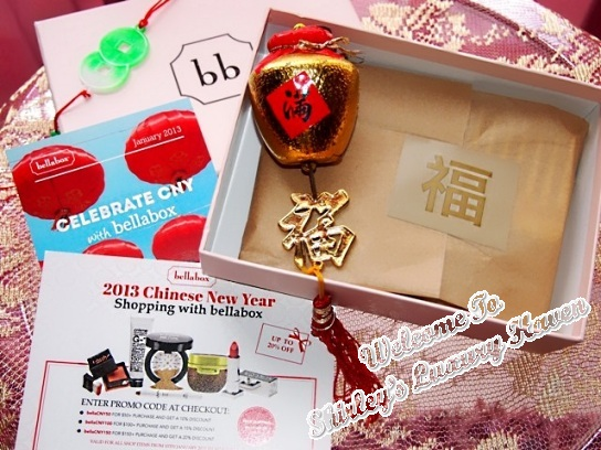 Celebrate CNY With January BellaBox!