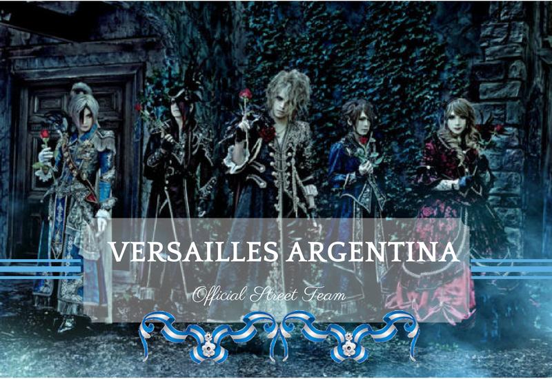 Official Street Team Versailles Philharmonic Quintet Argentina