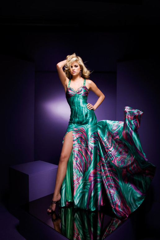 All About The Wedding Celebration: Long Prom Dresses 2010