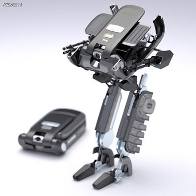 Creative and Cool Transformers Inspired Gadgets and Designs (30) 14
