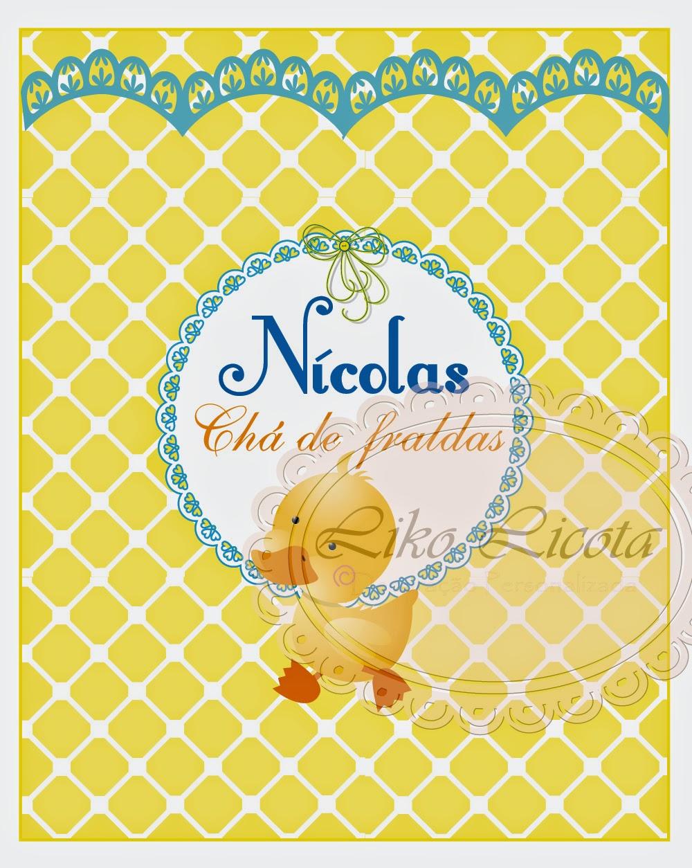 adesivos personalizados para imprimir amarelo