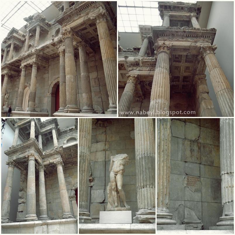 Nabil aizat bin abdul rahman pergamon museum collection - Mobeltown berlin ...