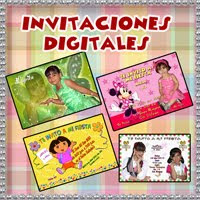 INVITACIONES DIGITALES 7.00 M.N. C/U