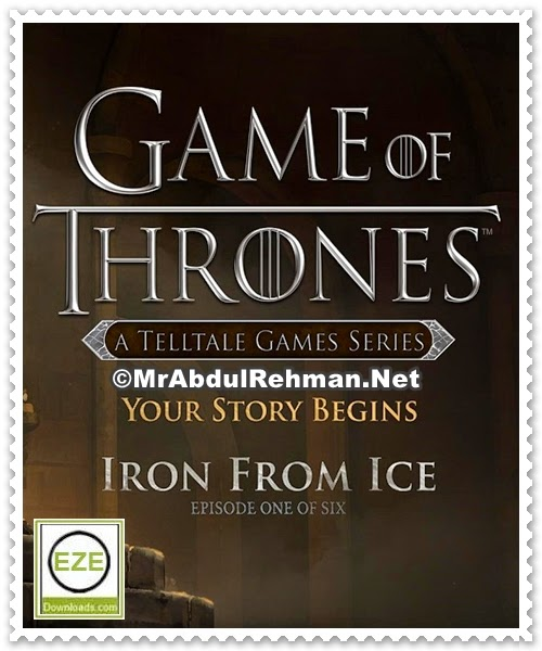 Game of Thrones Episode 1 PC Game Free Download Full Version