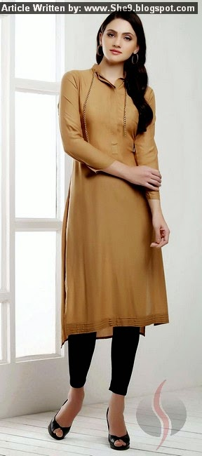 Long Kurti / Tops by Indian Designers