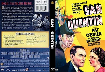 San Quentin (1937) - carátula