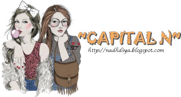 ✿ Capital N ✿