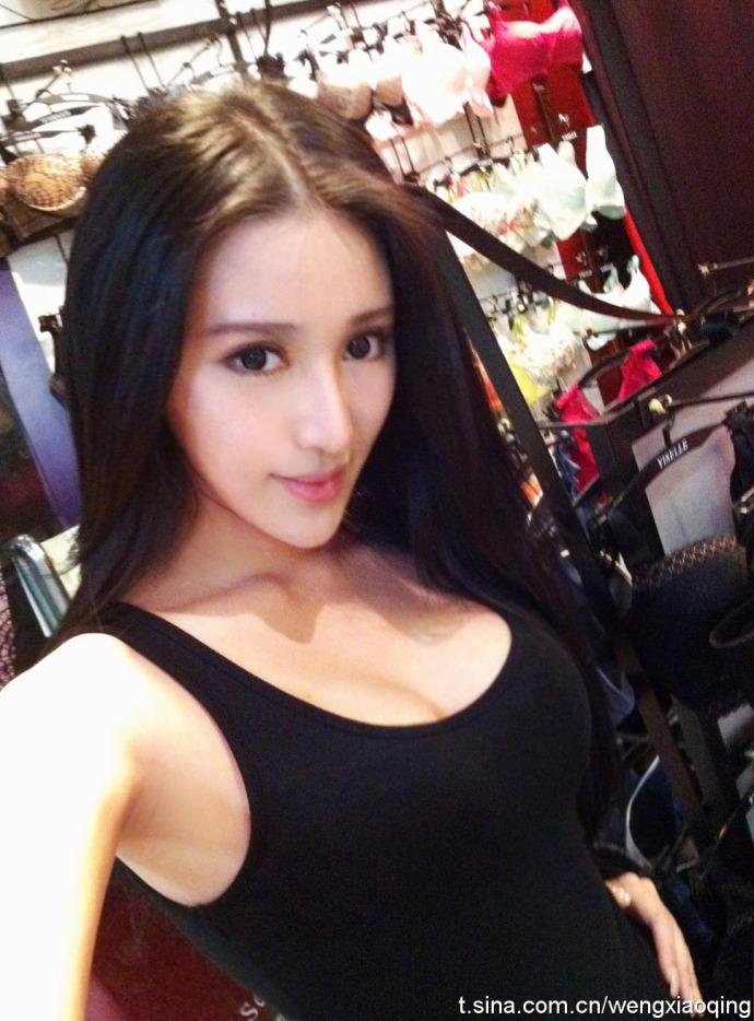 pretty girls daily shanghai hot babe selinamina