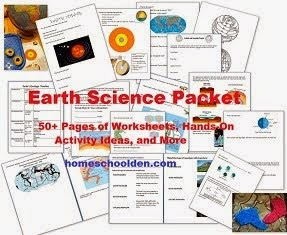 Earth Science Packet