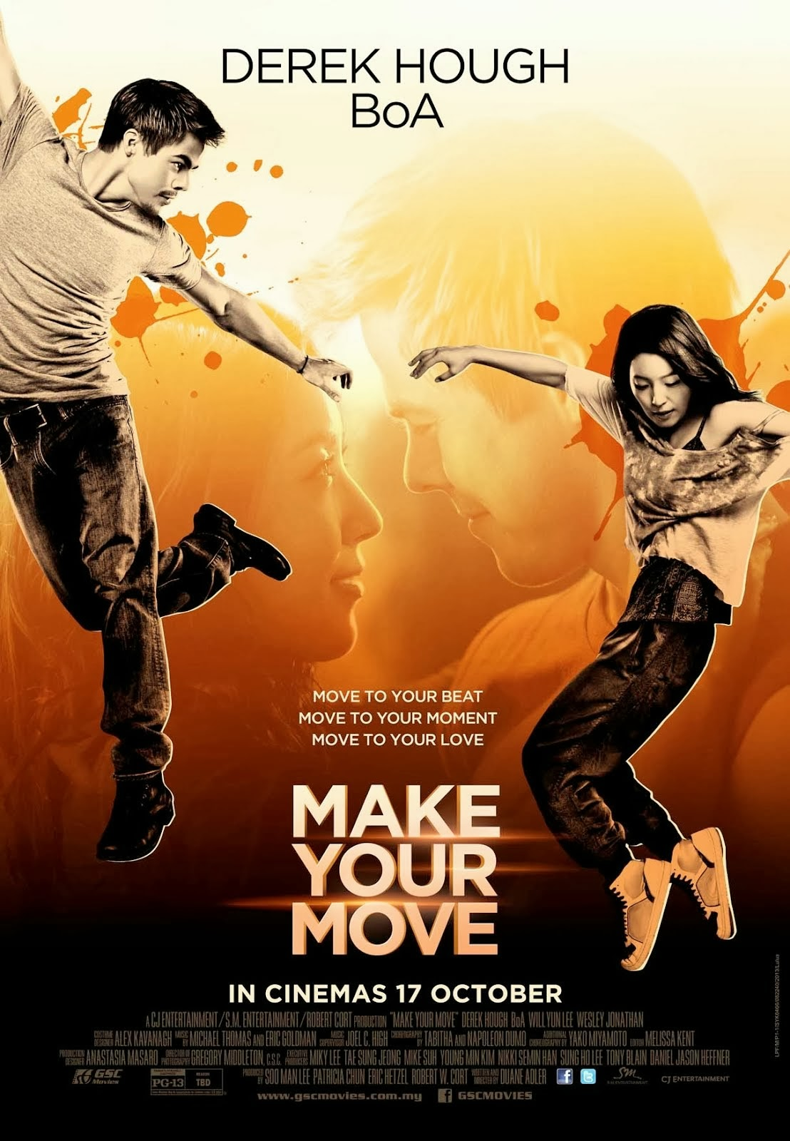 Make Your Move full movie