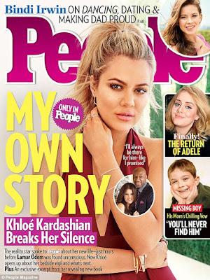 Khloe Kardashian not getting back with Lamar