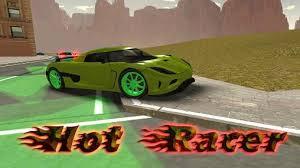 Download Hot Racer v1.1 APK Full