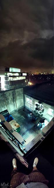 Fotografo registra fotos em panoramas verticais para ter uma nova perspectiva de suas viagens