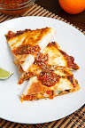 Sweet Chili Chicken Quesadilla