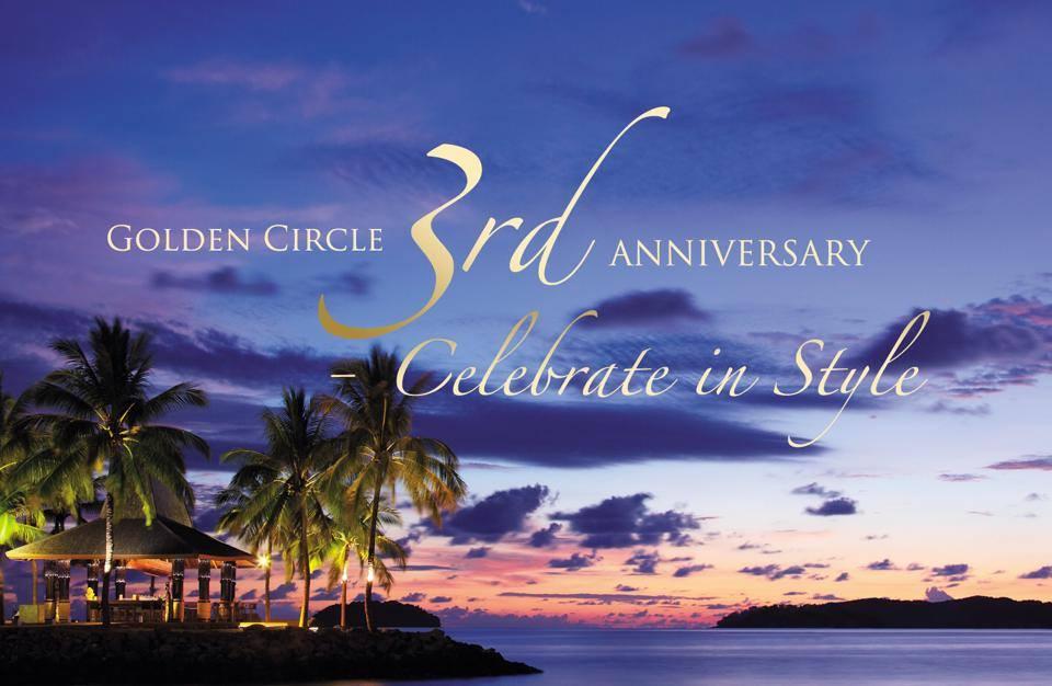 3 lata programu lojalnościowego Golden Circle hoteli Shangri-La