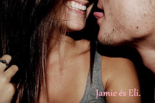 Jamie és Eli.