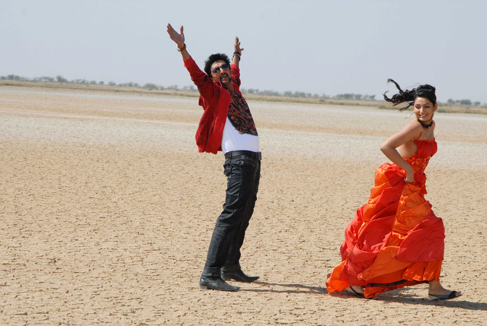 Kempegowda 2 Kannada Movie