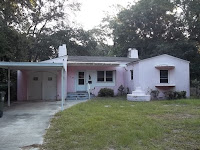 "Follow the remodel of ""The Pink House"""