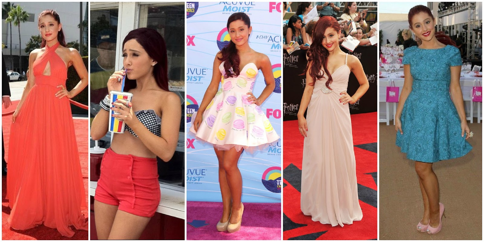 Ariana Grande Everyday Outfits 2016