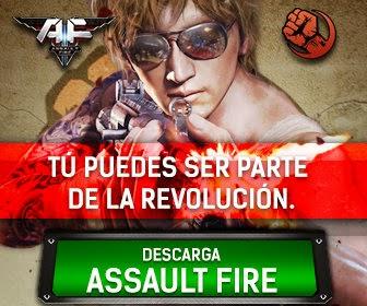 Registrate y descarga Assault Fire
