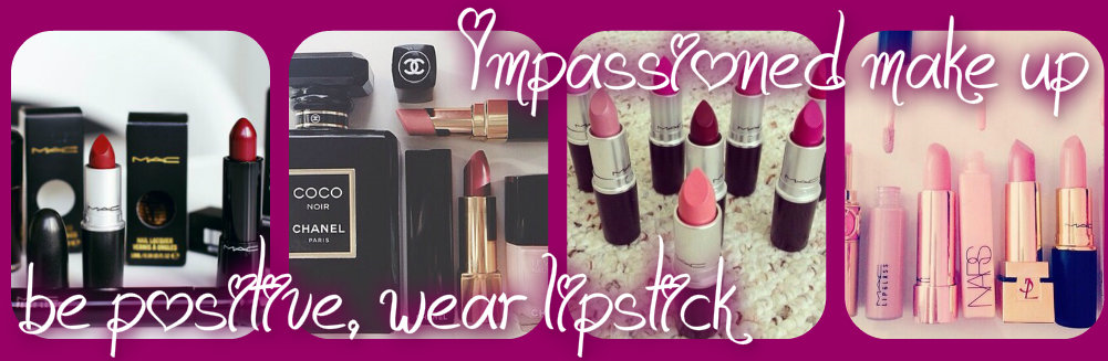 Impassioned Make Up
