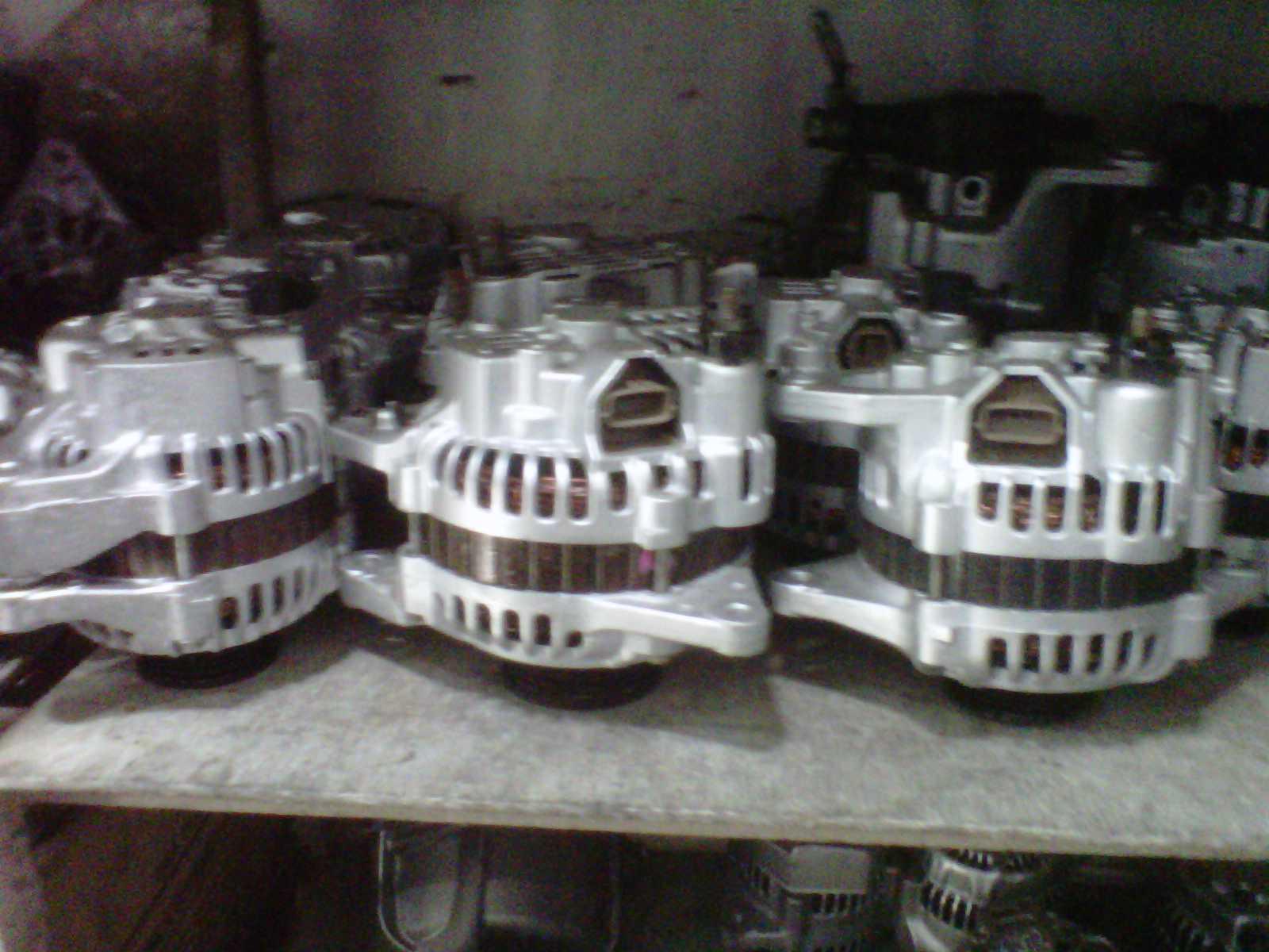 jual dinamo alternator copotan atau dinamo ampere copotan untuk