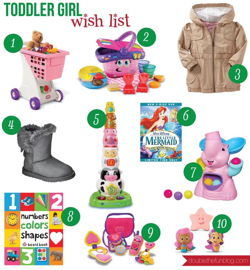 Gifts For Little Girls Girl Christmas Gift List