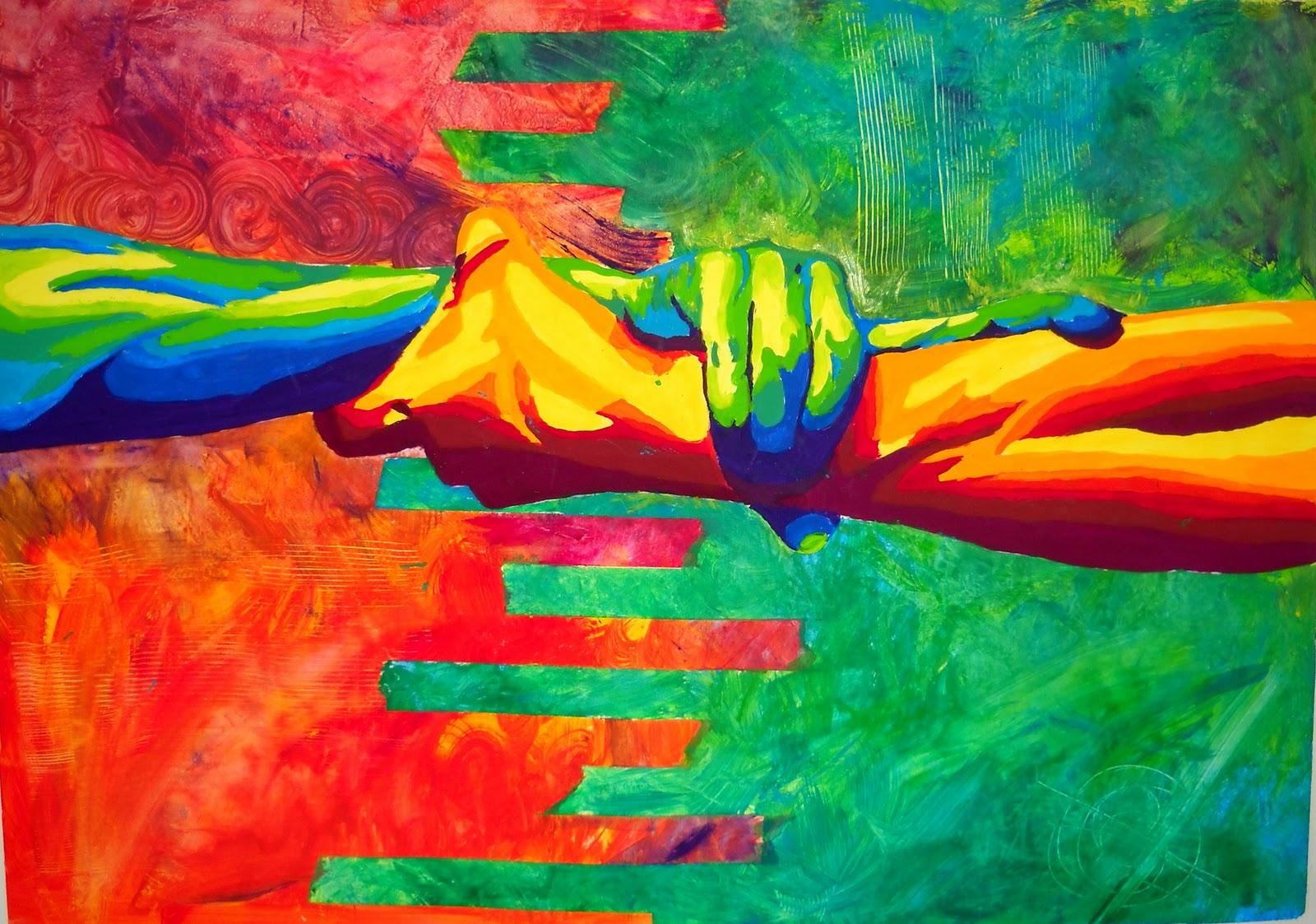 Artestudio colores c lidos y fr os - Imagenes de colores calidos ...