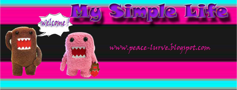 ✿ ♥My Simple Life♥ ✿