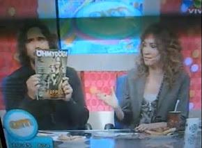 Barbara a los Treinta y OhMyDog en AM Telefé