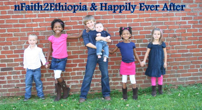 nFaith2Ethiopia & Happily Ever After