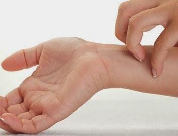 علاج البشرة الجافة - علاج جفاف البشرة