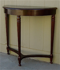 Bombay Company Table (SOLD)