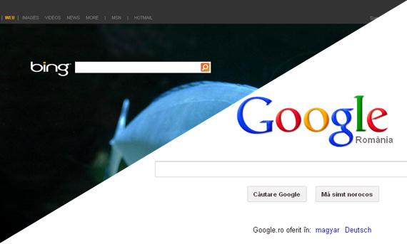 Google si Bing, pentru al doilea an la rand la egalitate in topul satisfactiei utilizatorilor