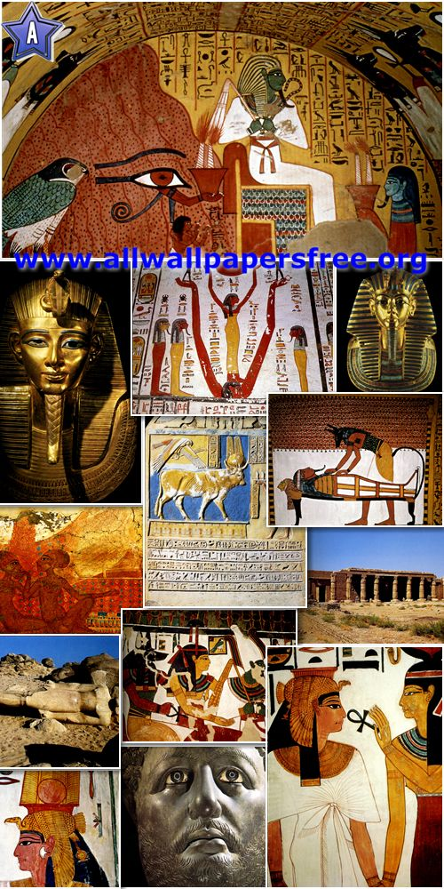 200 Amazing Art of Ancient Egypt Photos [Up to 4000 Px]
